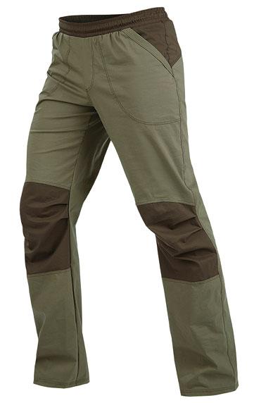 LITEX Kalhoty pánské dlouhé. 89190610 khaki M