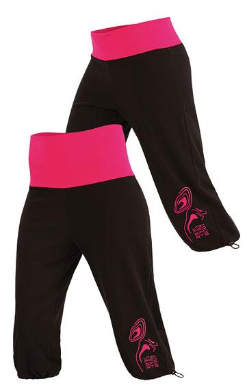LITEX Kalhoty dámské v 3/4 délce. 89242901 černá S