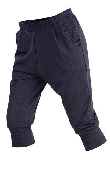 LITEX Kalhoty dámské 3/4 s nízkým sedem. 89293514 tmavě modrá S