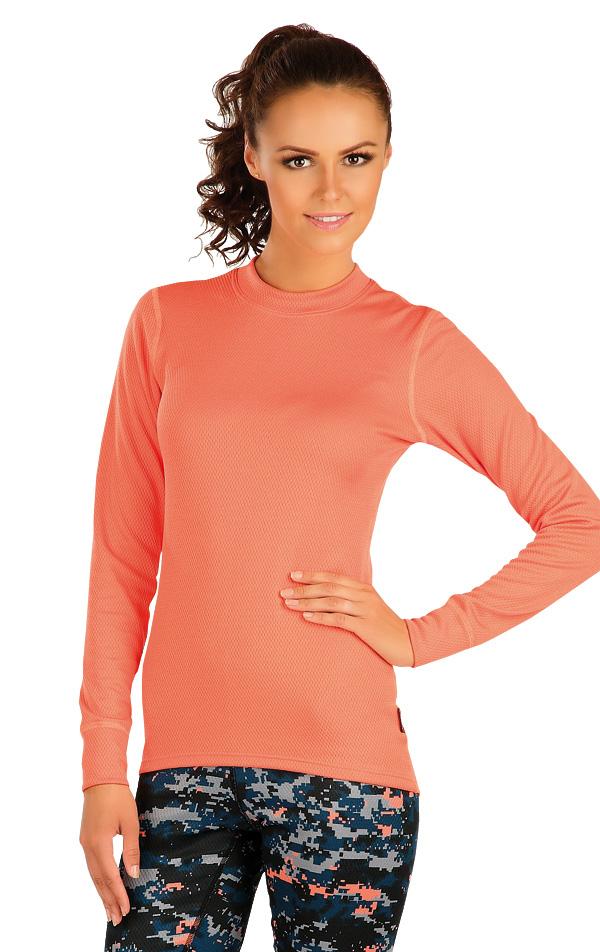 LITEX Termo triko dámské s dlouhým rukávem. 90004201 oranžová S