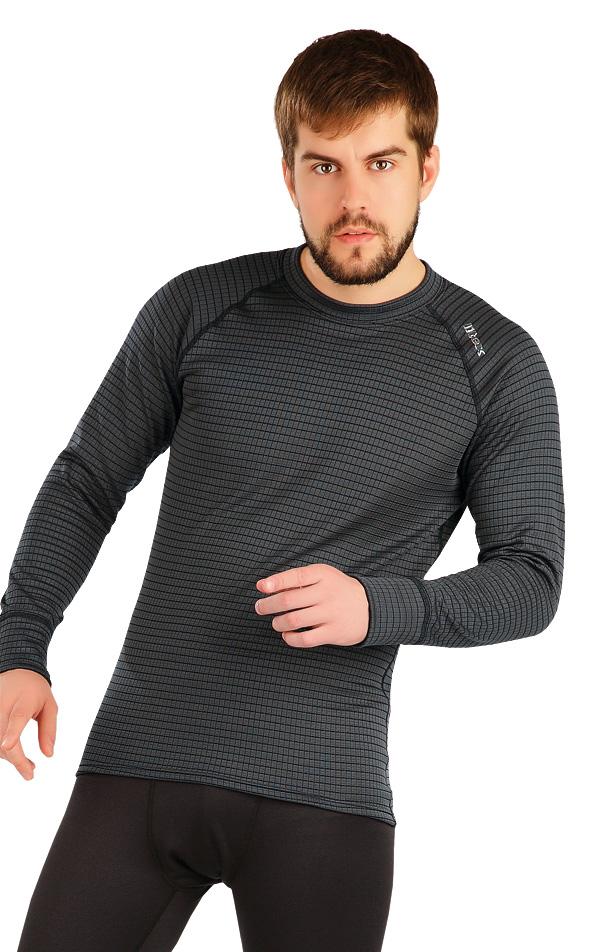 LITEX Termo triko pánské s dlouhým rukávem. 90026117 tmavě šedá M