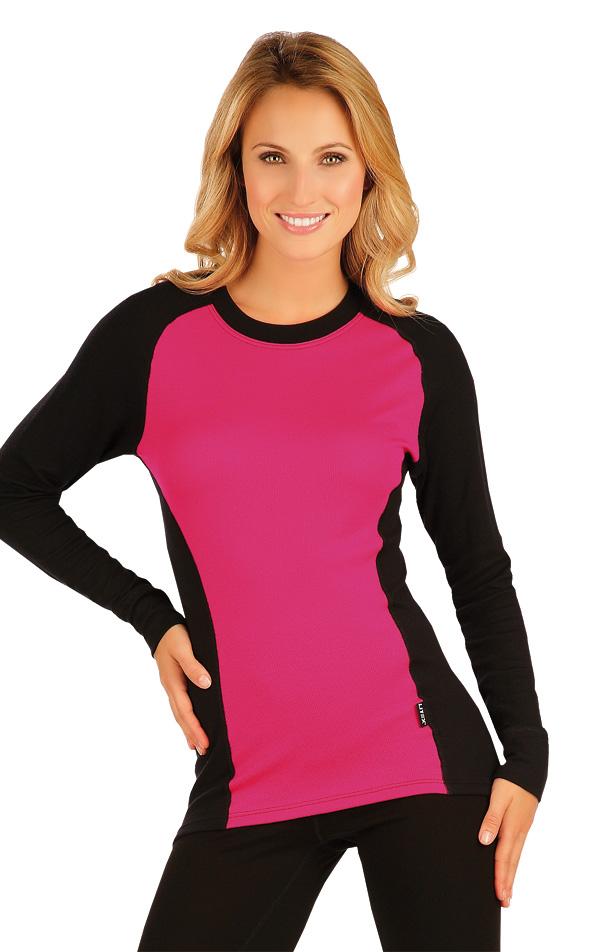 LITEX Termo triko dámské s dlouhým rukávem. 90032303 růžová M