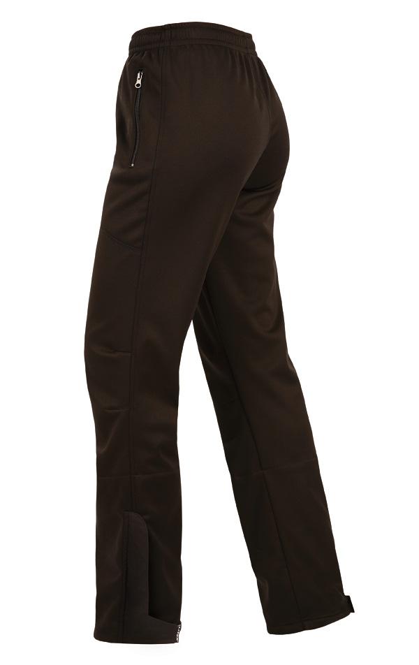 LITEX Kalhoty softshellové. 90105901 černá