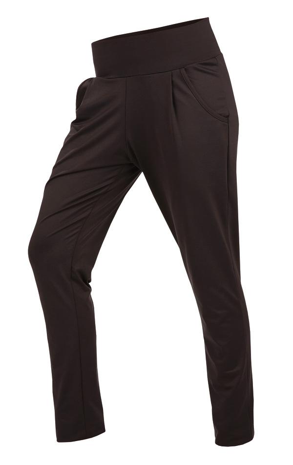 LITEX Kalhoty dámské dlouhé s nízkým sedem. 90178901 černá S