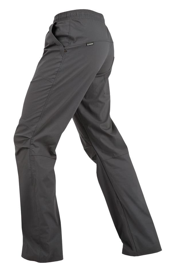 LITEX Kalhoty pánské dlouhé. 90220901 černá M
