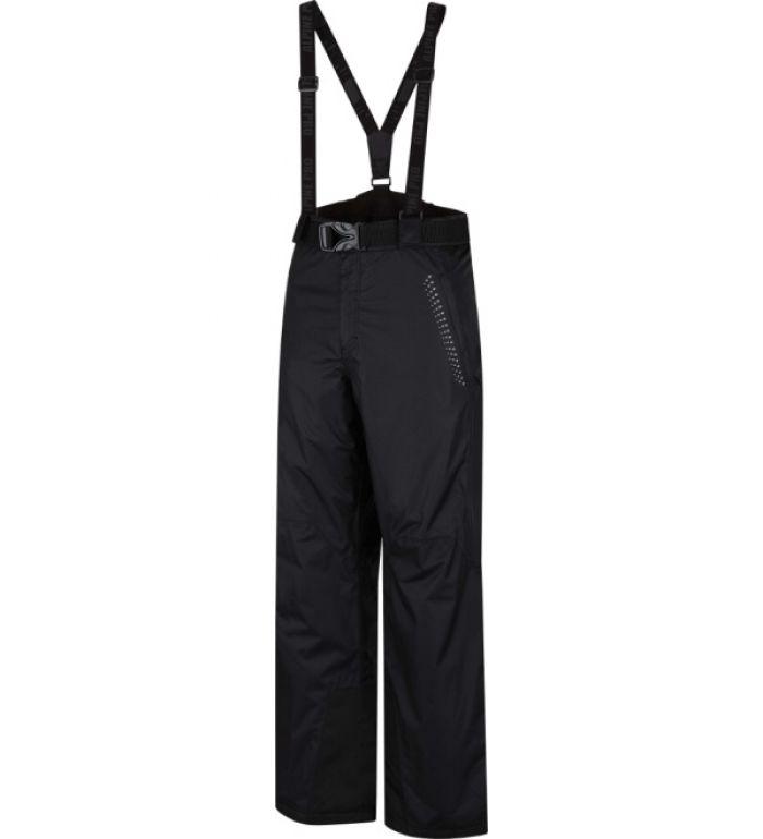 ALPINE PRO MEYER Pánské Aquacore lyžařské kalhoty 9023990 černá XXL