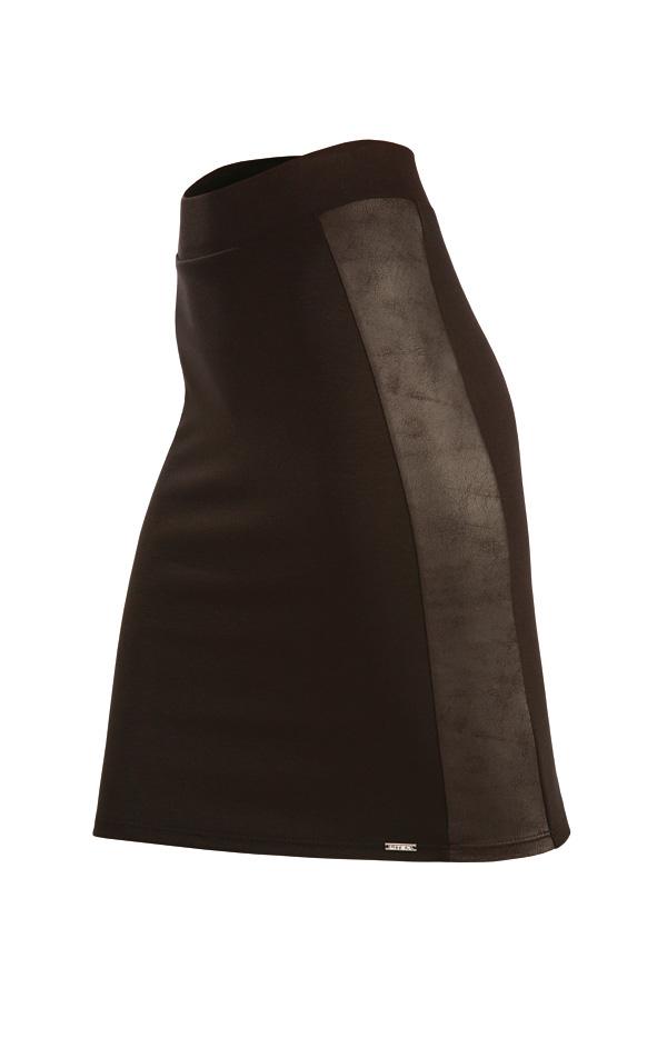 LITEX Sukně dámská do pasu. 90305901 černá S