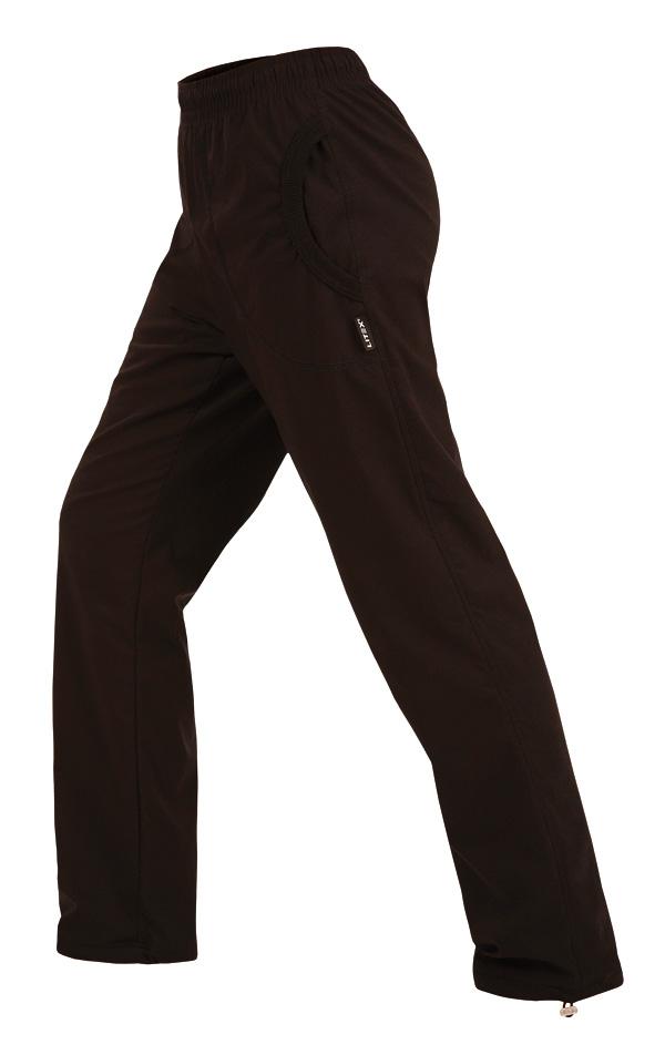 LITEX Kalhoty dětské zateplené. 90421901 černá 146