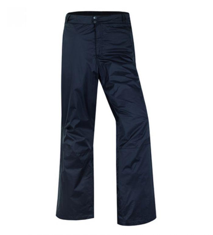 ALPINE PRO CARTANE Pánské lyžařské kalhoty 9105990 černá XL