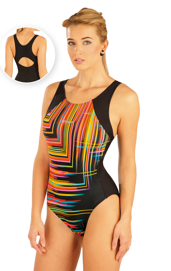 LITEX Jednodílné sportovní plavky. 93475 44