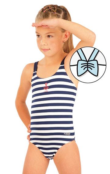 LITEX Jednodílné dívčí plavky. 93580 128