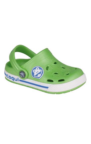 LITEX Dětské sandály COQUI FROGGY. 93757 26/27