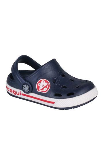 LITEX Dětské sandály COQUI FROGGY. 93760 26/27