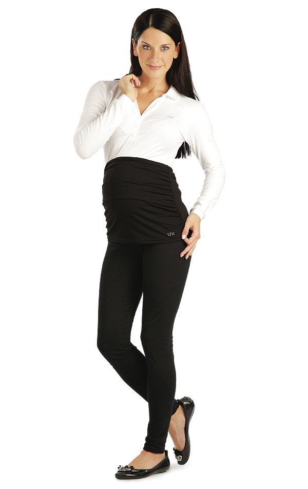 LITEX Leggings těhotenské dlouhé 99422901 černá L