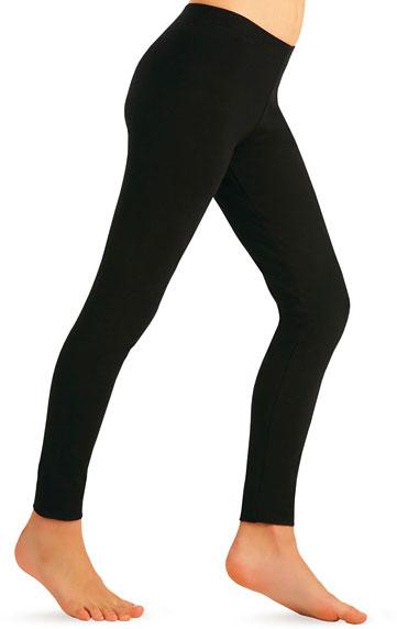 LITEX Leggings dětské dlouhé. 99429901 černá