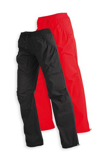 LITEX Kalhoty dámské dlouhé bokové. 99520901 černá S