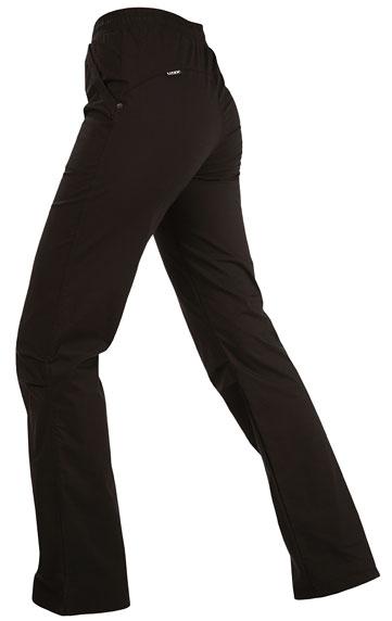 LITEX Kalhoty dámské dlouhé do pasu. 99522901 černá XLP