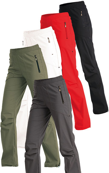 LITEX Kalhoty dámské dlouhé do pasu. 99523117 tmavě šedá M