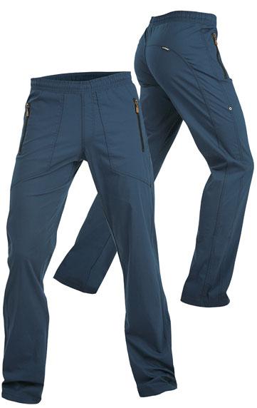 LITEX Kalhoty pánské dlouhé. 99549901 černá LP