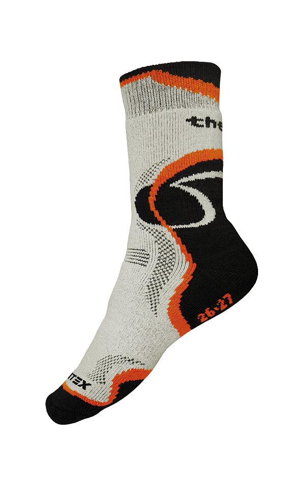 LITEX Thermo ponožky 99621901 černá 28-29