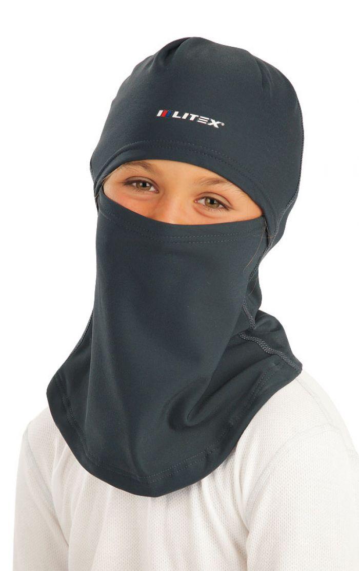 LITEX Kukla lyžařská dětská 99801901 černá UNI