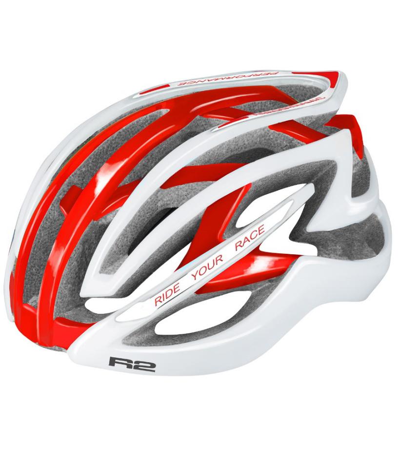 R2 EVOLUTION Cyklistická helma ATH12B M