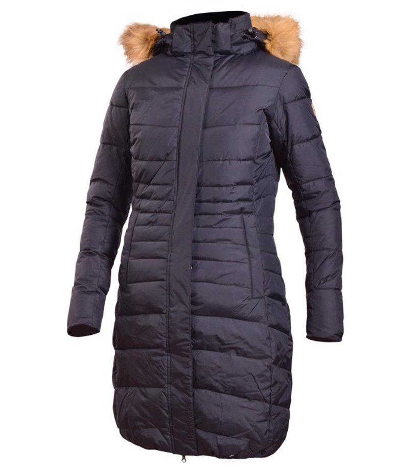 NORTHFINDER IVETTE Dámský kabát BU-4329-1SP269 černá L