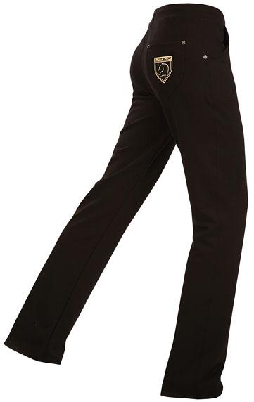 LITEX Kalhoty dámské dlouhé do pasu. J1018901 černá S