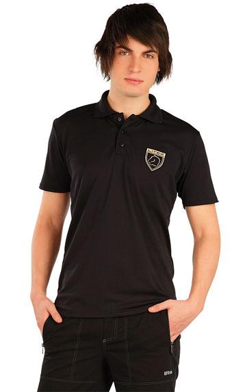 LITEX Polo triko pánské. J1026901 černá L