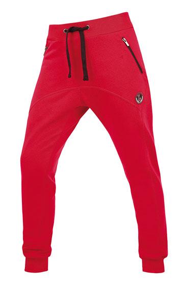 LITEX Kalhoty dámské dlouhé s nízkým sedem. J1048306 červená S