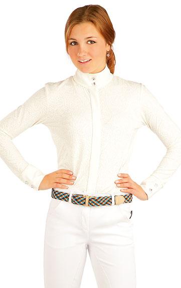 LITEX Košile dámská. J1105101 smetanová XS