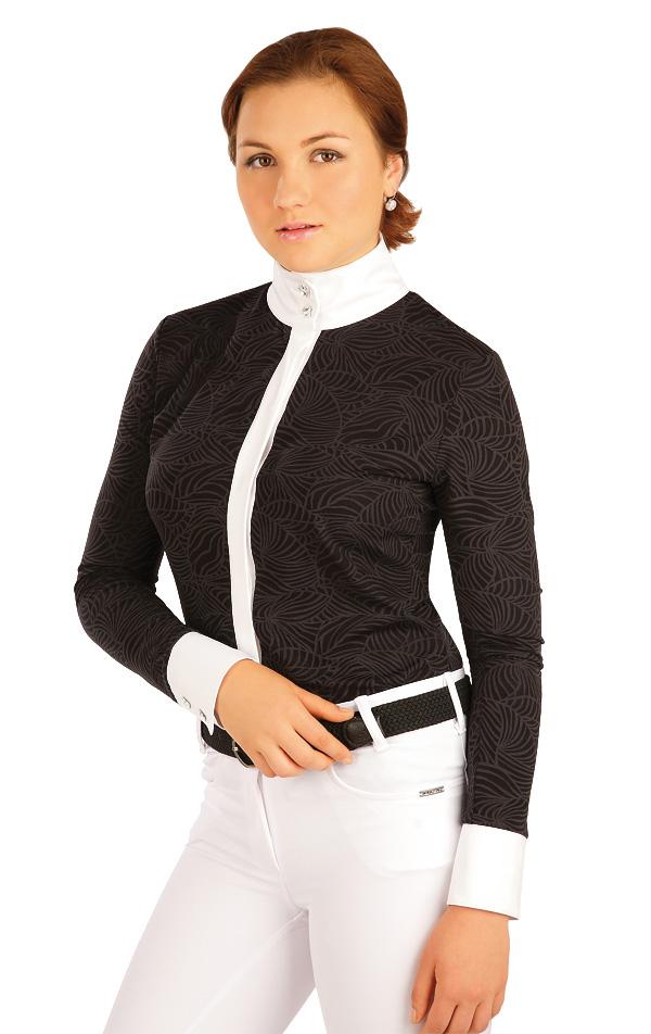 LITEX Košile dámská. J1144901 černá S