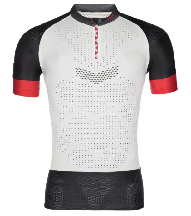 KILPI Pánské běžecké technické triko COMBO-M KM0011KIWHT Bílá S