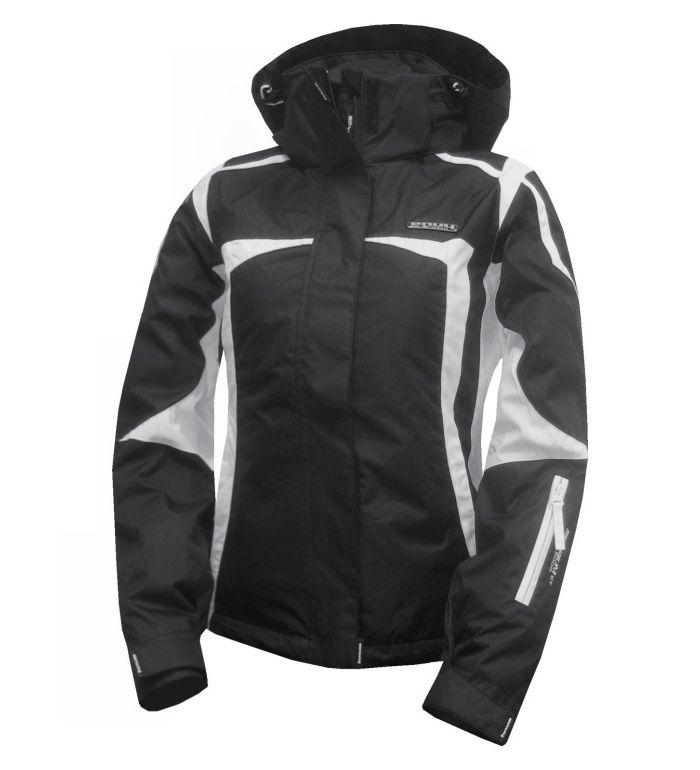 ENVY ATTALLA Dámská lyžařská bunda XL0709ENBLK černá 36