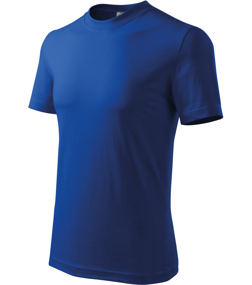 ADLER Classic Unisex triko 10105 královská modrá XXXL