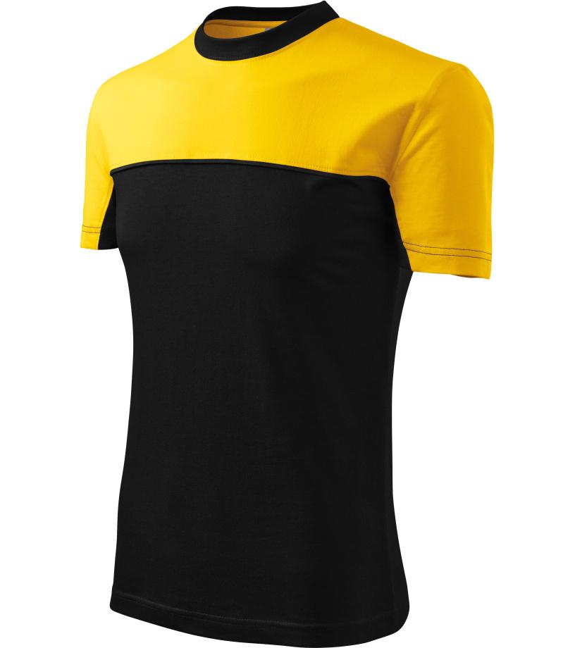 ADLER Colormix 200 Unisex triko 10904 žlutá XXXL