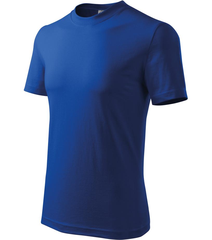 ADLER Heavy Unisex triko 11005 královská modrá XXXL