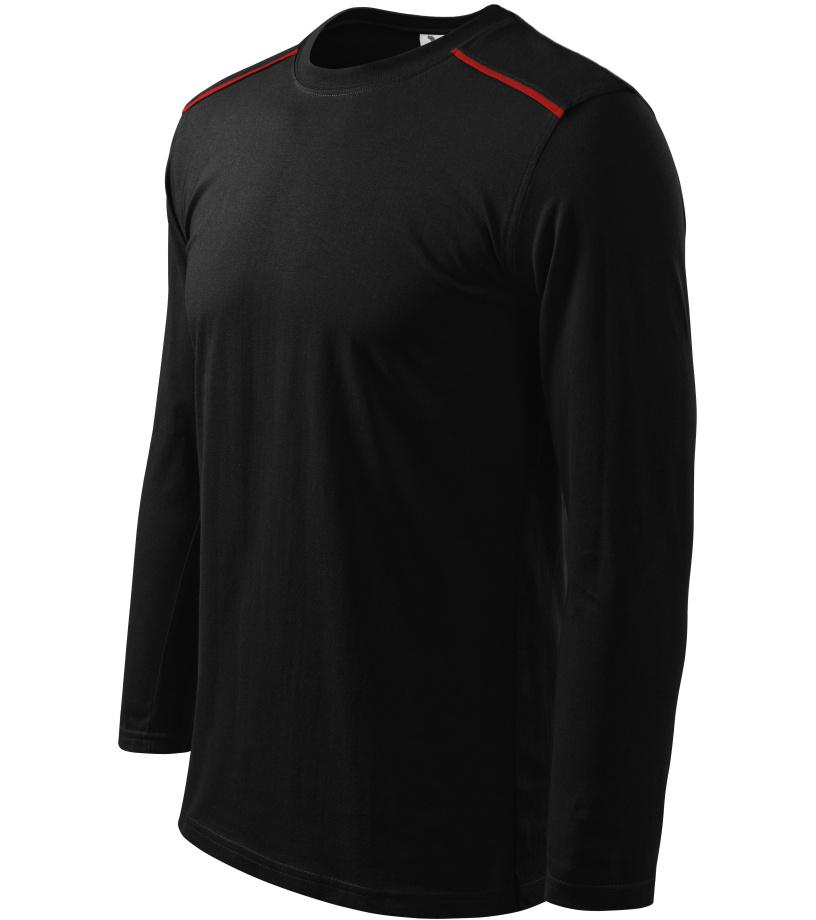 ADLER Long Sleeve Unisex triko 11201 černá XXXL