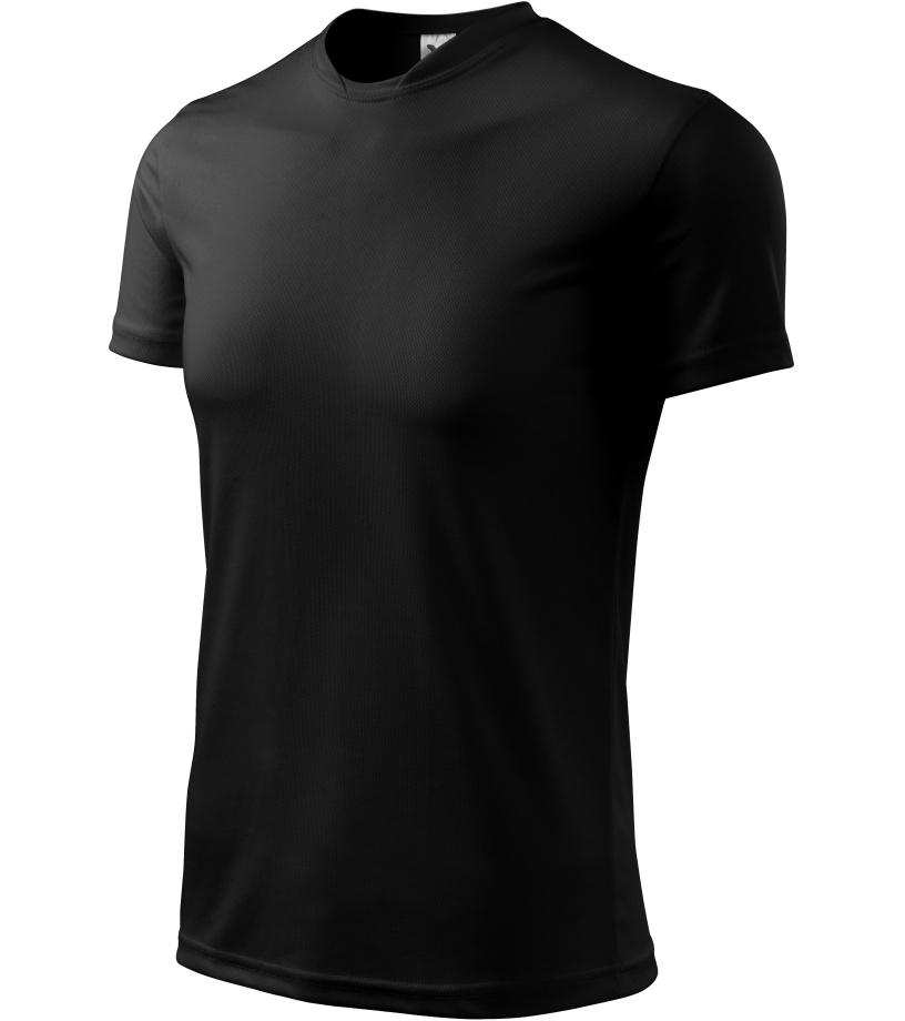 ADLER Fantasy Unisex triko 12401 černá XXXL