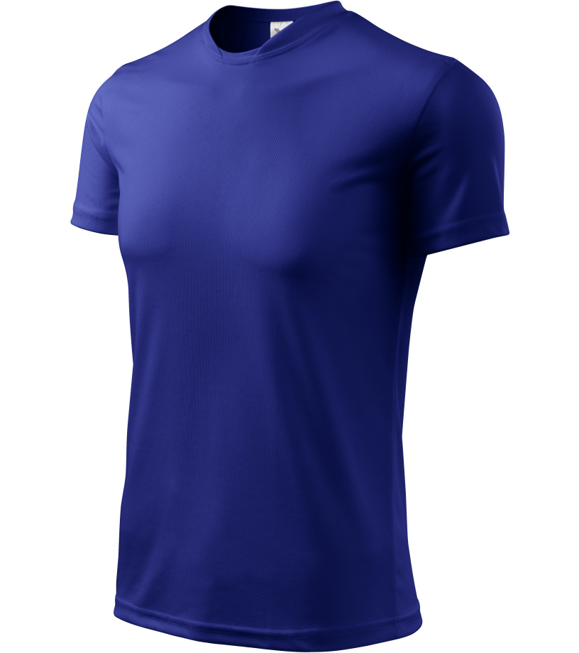 ADLER Fantasy Unisex triko 12405 královská modrá XXXL