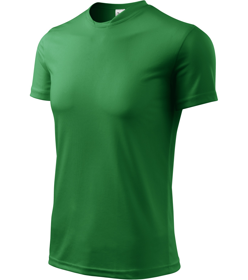 ADLER Fantasy Unisex triko 12416 středně zelená XXXL