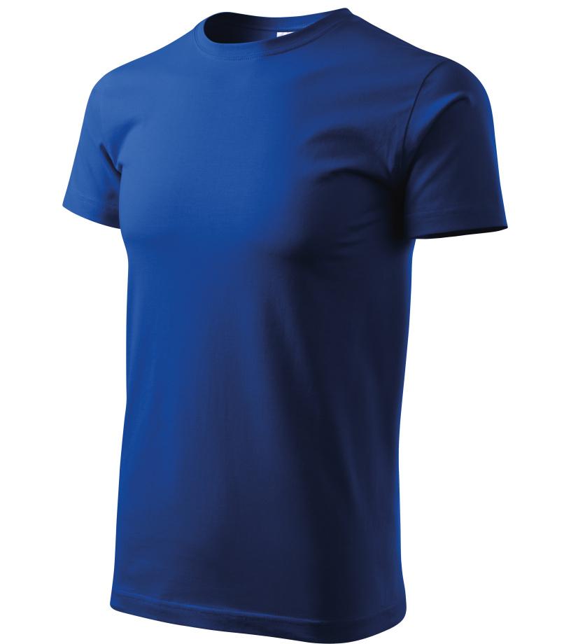 ADLER Basic Unisex triko 12905 královská modrá