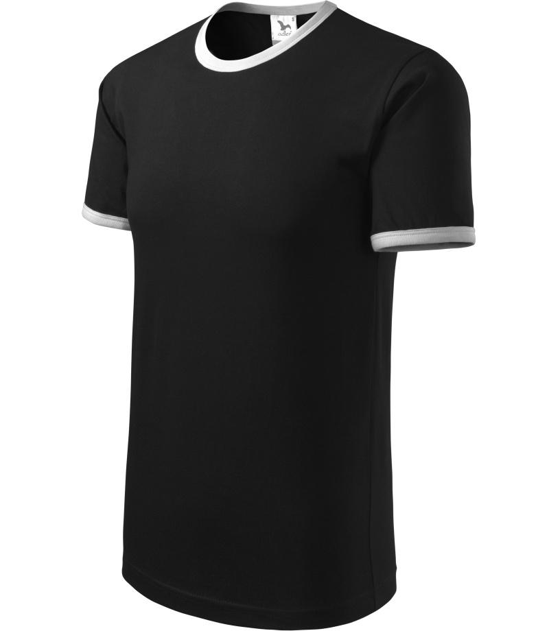 ADLER Infiniti Unisex triko 13101 černá XXXL