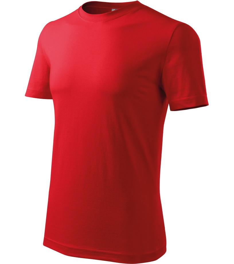ADLER Classic New Pánské triko 13207 červená XL