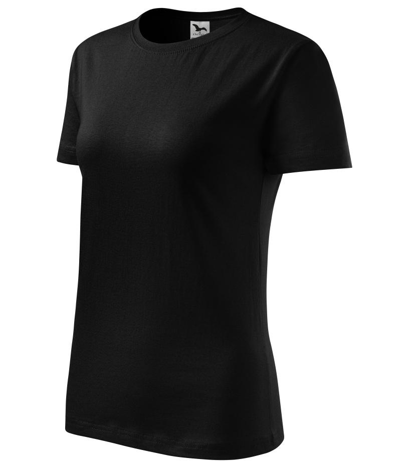 ADLER Basic 160 Dámské triko 13401 černá