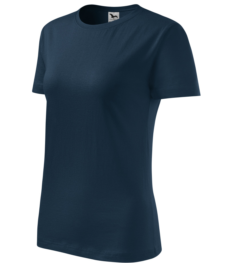 ADLER Basic 160 Dámské triko 13402 námořní modrá