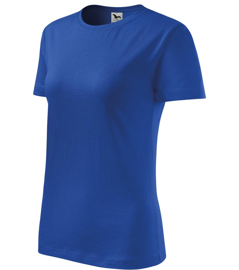 ADLER Basic 160 Dámské triko 13405 královská modrá M