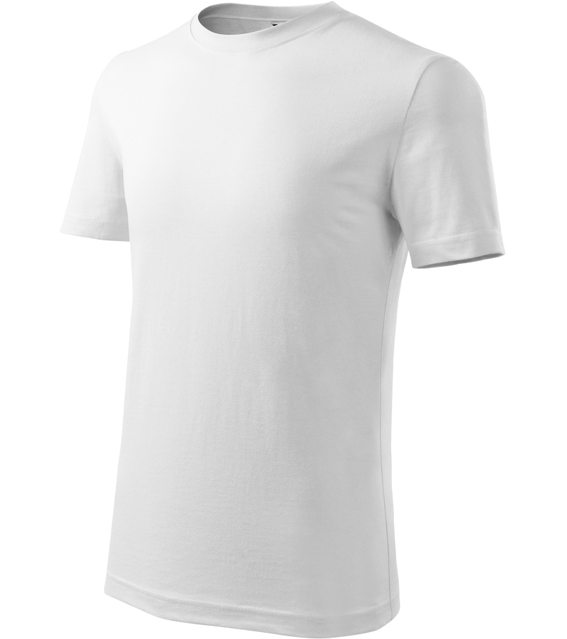 ADLER Classic New Dětské triko 13500 bílá 110