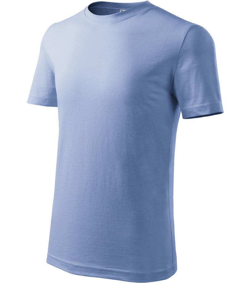 ADLER Classic New Dětské triko 13515 nebesky modrá 122