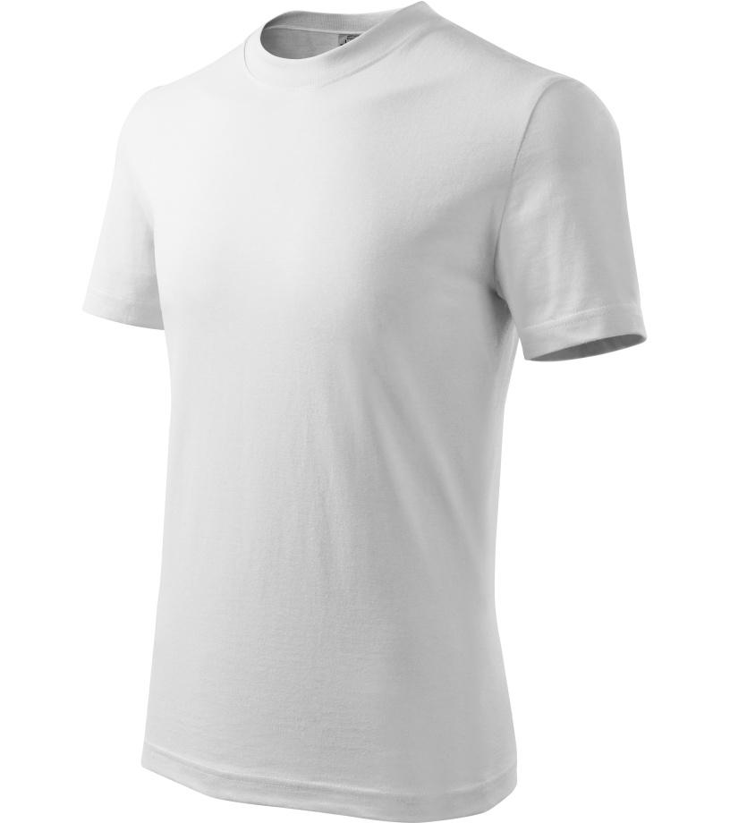 ADLER Basic Dětské triko 13800 bílá